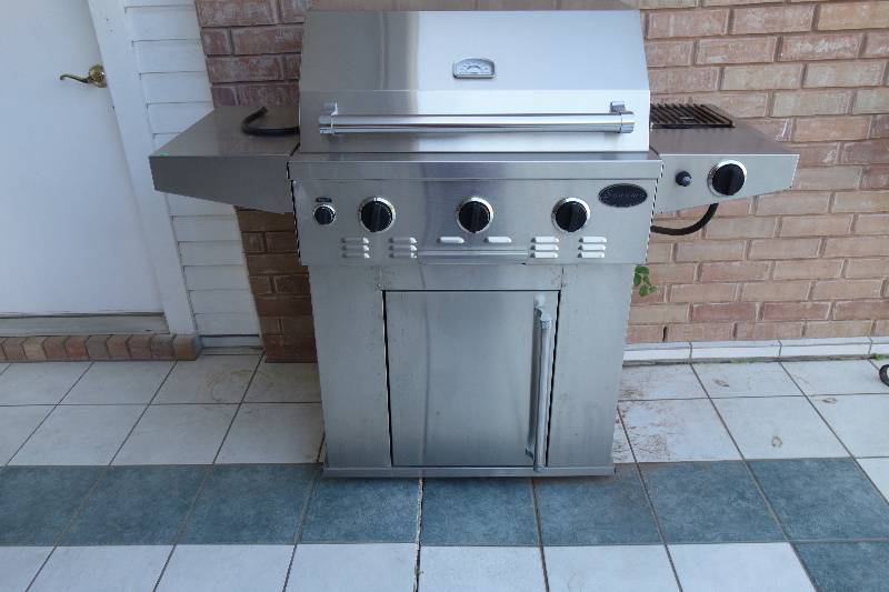 Sonoma Platinum Edition Grill With Nice Set Awesome Arlington Online Estate Auction Texas Clix