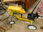 Vintage Western Flyer Chain Drive c...