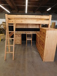 Trendwood bunk bed, chests, chair, ...