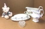 NEW VARIOUS PORCELAIN ITEMS