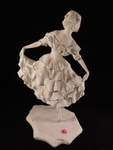 Dancing ballerina figure by Alva, s...