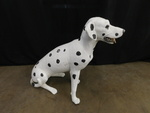 Cute dalmation figure...