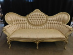 Gorgeous vintage French-style sette...