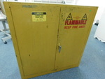 Justrite Flammable Liquid Storage C...