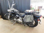 2001 Yamaha 650 motorcycle, no titl...
