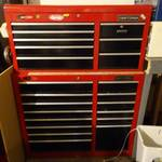 Craftsman Quiet Glide 2 Piece Tool Chest