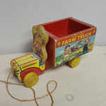 Vintage Fisher Price Farm Truck