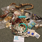 Variety of Costume Jewelry Lot 022