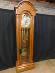 Beautiful Sligh grandfather clock, ...