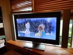 "42"" Sony plasma TV, works great!!..."