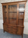 Beautiful mid-century china cabinet...