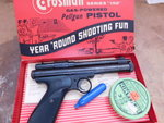 Crosman Series 150 Gas-Powered Pell...