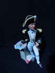 Royal Doulton The Captain figure in...