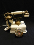 Great vintage table top rotary-dial...