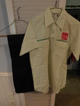 Vintage Coca-Cola shirt and pants s...