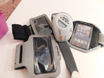 Armband walk man and phone bands