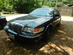 1998 Mercury Grand Marquis, 4-door,...