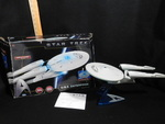 Star Trek USS Enterprise Model w/bo...