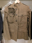 Vintage WW2 US military jacket, pan...