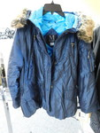 Mulberry Street down jacket, size M...