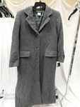 Harve Benard Wool/Cashmere coat, Si...