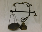 Antique Style Brass Scale Made in I...