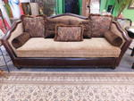 VERY NICE HIGH END CUSTOM MADE MASSOUD SOFA