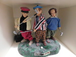 Collectible Stooges Golf Academy an...