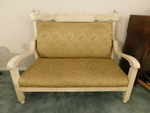 Beautiful antique Eastlake settee/l...