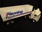 Nylint Fleming Foods metal truck fi...