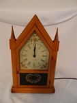 Seth Thomas electric mantle clock w...