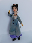 Vintage Mary Poppins figure...