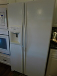 Maytag Performa fridge, contents wi...
