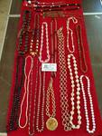 Variety of Long Necklaces
