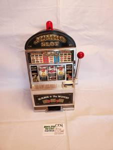 Battery Operated Slot Machine