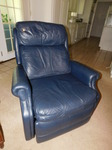 Bradington Young leather recliner...