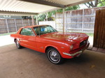 1965 Mustang 289. Owner bought off ...