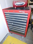 Craftsman rolling toolbox w/content...